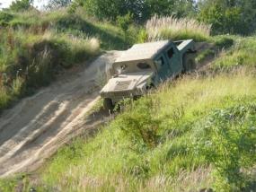 60 Min. Hummer H1 offroad selber fahren in Steinbourg-Saverne