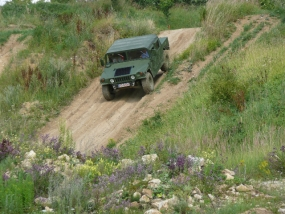 60 Min. Hummer H1 offroad selber fahren in Voigtsberg, Raum Graz