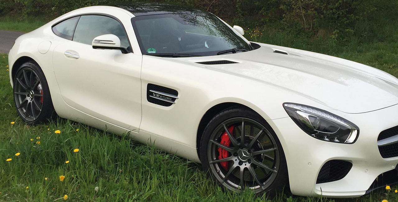 60 Min. Mercedes AM G G T selber fahren Mömbris