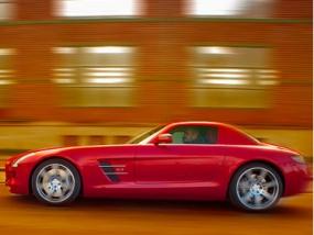 60 Min. Mercedes SLS AMG selber fahren in Herne, NRW