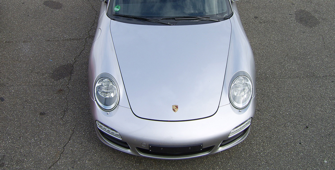Porsche fahren