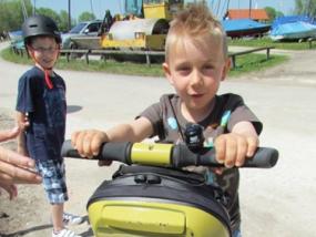 60 Min. Segway Kindertour am Altmühlsee - Erlebnisgeschenke