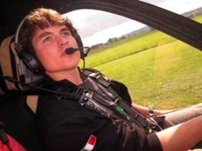 60 Min. Tragschrauber selber fliegen Durach