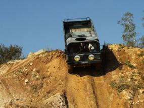 60 Min. Truck Trail offroad selber fahren in Langenaltheim - Erlebnis Geschenke