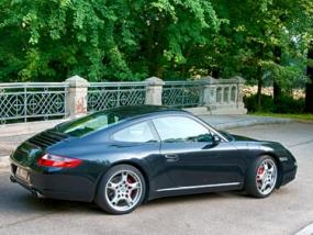 60 Minuten Porsche 911 Carrera S selber fahren in Hamburg - Erlebnis Geschenke