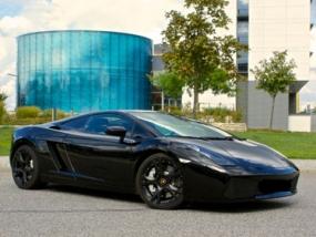 7 Tage Lamborghini Gallardo mieten in Frankfurt