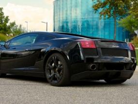 7 Tage Lamborghini Gallardo mieten in München - Erlebnis Geschenke