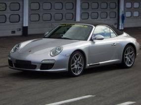 7 Tage Porsche 911 Carrera 4S Cabrio mieten in Stutensee - Erlebnis Geschenke