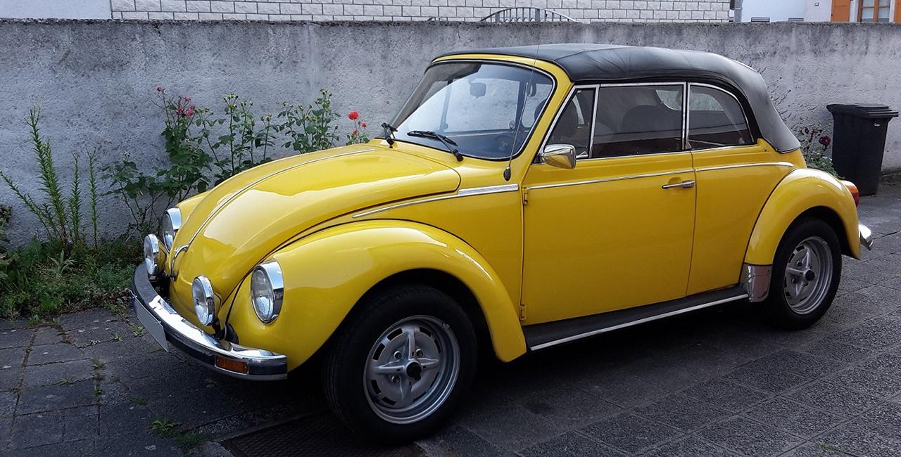 VW-Käfers mieten
