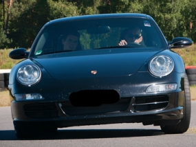 8 Rd. Porsche Carrera S selber fahren auf dem Spreewaldring - Erlebnis Geschenke
