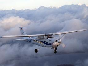90 Min. Flugzeug Rundflug über die Nordsee ab Hamburg - Erlebnis Geschenke