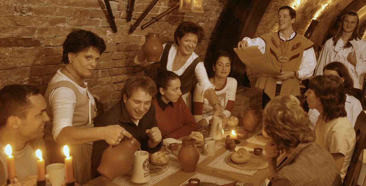 Ritteressen mit Übernachtung für Zwei in Aulendorf