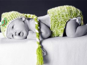 Baby-Fotoshooting in Euskirchen, NRW - Erlebnisgeschenke