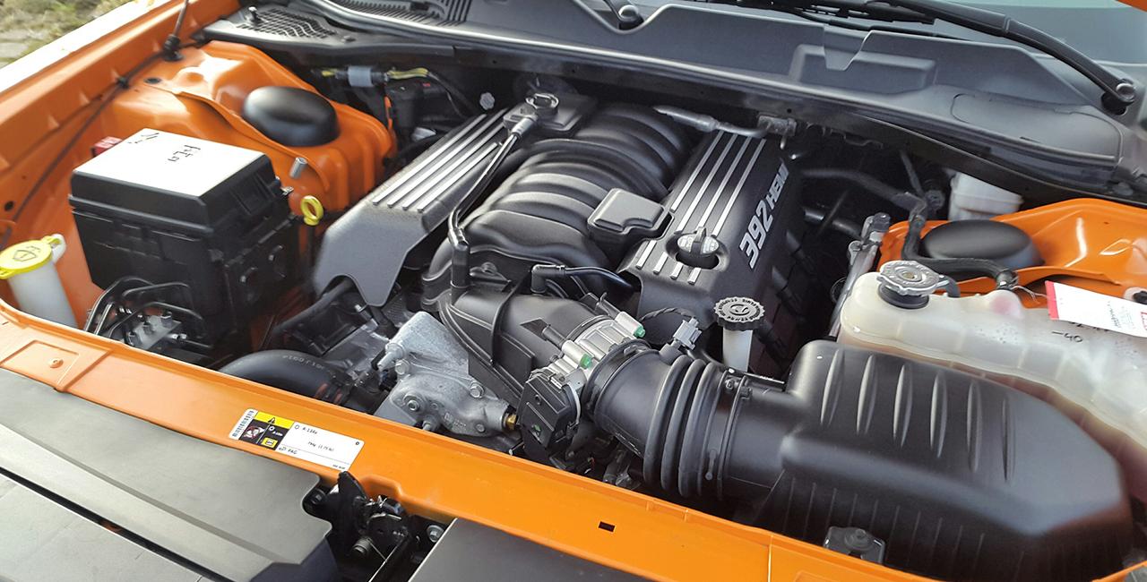 1 Tag Dodge Challenger SRT selber fahren in Bad Klosterlausnitz