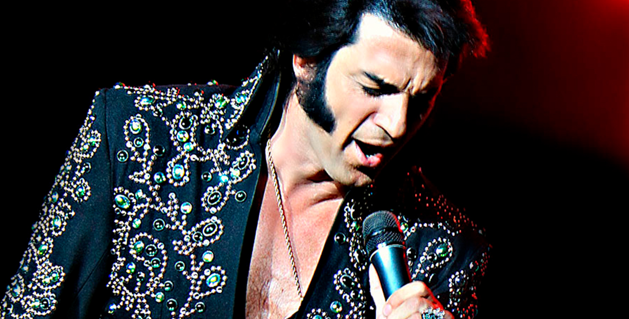 Elvis-Dinnershow