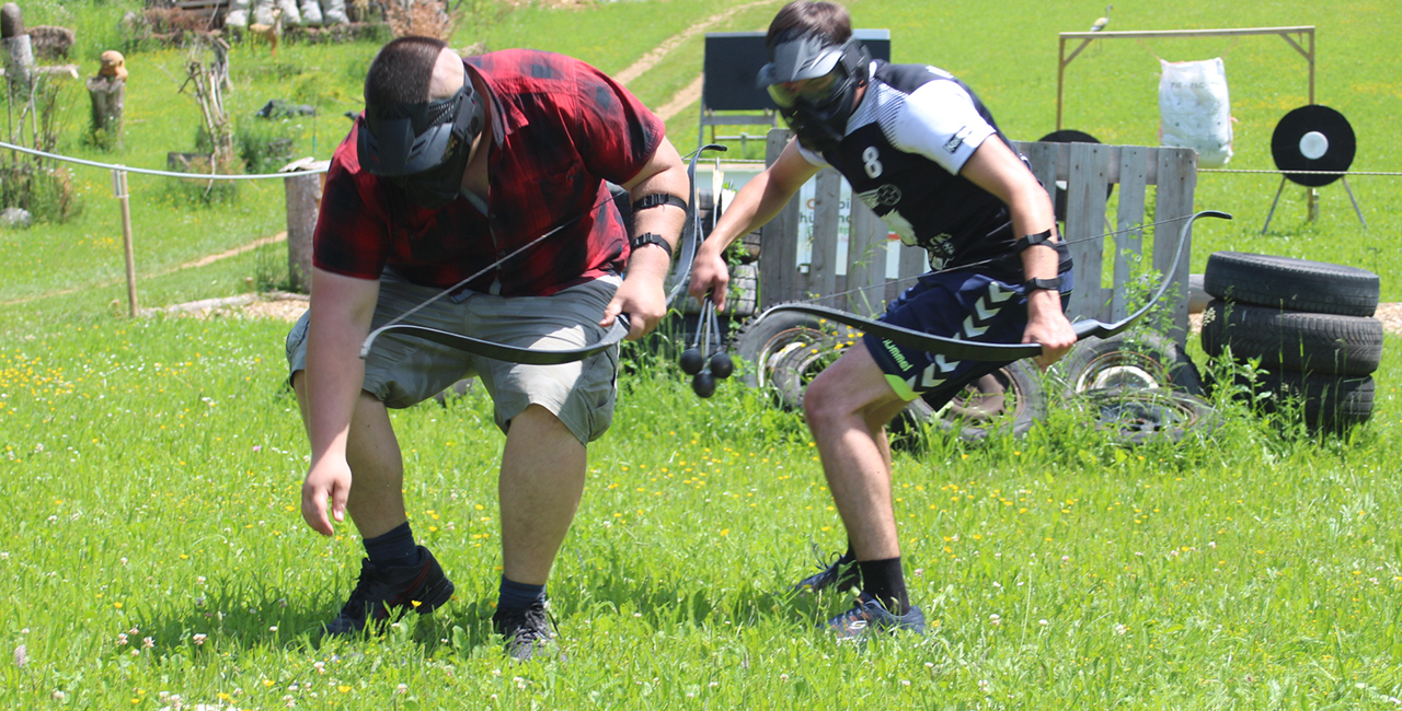 Combat Archery in Suhl