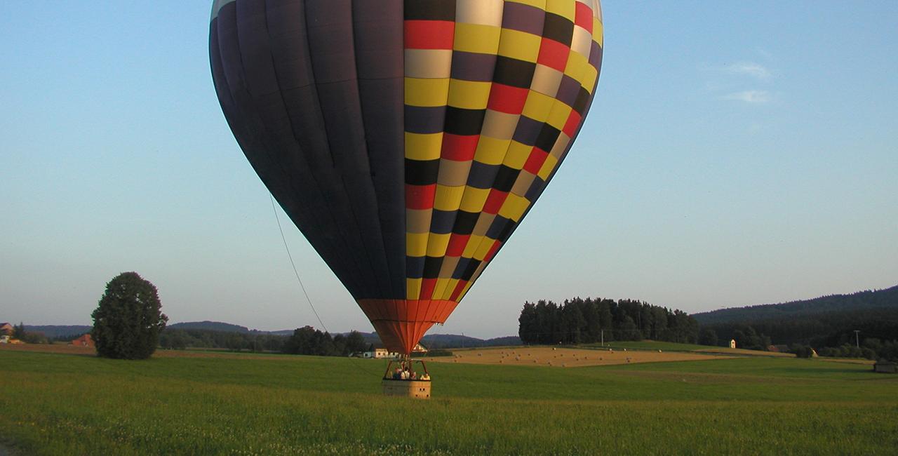 Ballonfahren in Bamberg, Bayern