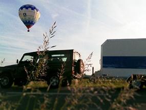 Ballonfahren Billerbeck