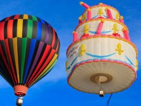 Ballonfahren Detmold - Erlebnis Geschenke