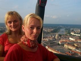 Romantische Ballonfahrt für Zwei Bad Schandau - Erlebnis Geschenke