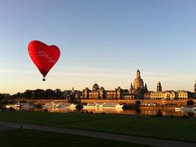 Romantische Ballonfahrt für Zwei Chemnitz - Erlebnis Geschenke