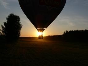 Romantische Ballonfahrt für Zwei Dresden - Erlebnis Geschenke