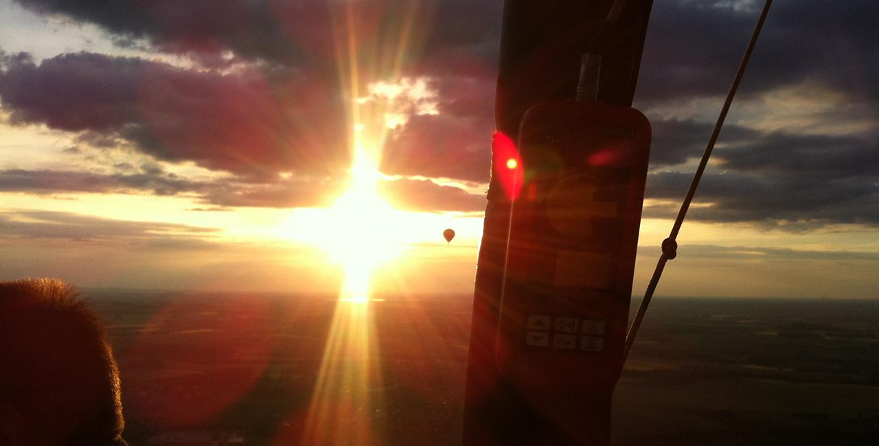 Ballonfahrten und Rundflüge