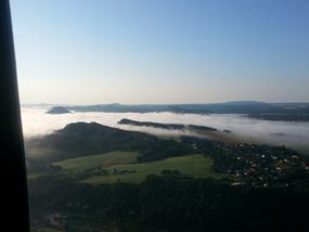 Romantische Ballonfahrt für Zwei Radeberg - Erlebnis Geschenke
