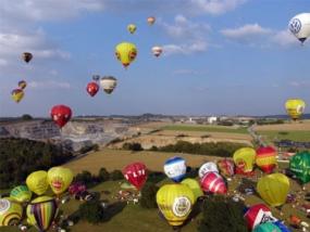 Ballonfahren in Aldenhoven, Raum Düren in NRW - Erlebnis Geschenke