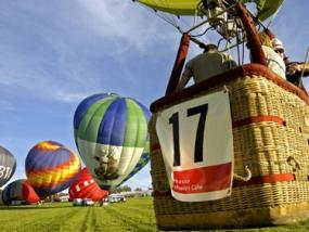 Ballonfahren in Ansbach, Raum Nürnberg in Bayern - Erlebnis Geschenke