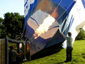 Ballonfahren in Bochum-Stiepel in NRW - Erlebnis Geschenke