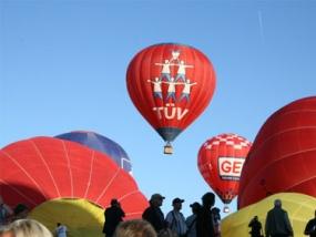 Ballonfahren in Butzweilerhof, Raum Köln in NRW - Erlebnis Geschenke