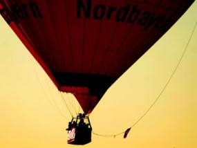 Ballonfahren in Coburg, Bayern - Erlebnis Geschenke
