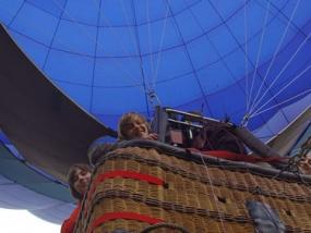 Ballonfahren in Duisburg, NRW
