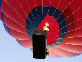 Ballonfahren in Erfurt-Hochheim in Thüringen - Erlebnis Geschenke