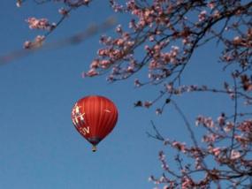 Ballonfahren in Frechen, NRW