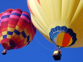 Ballonfahren in Heldburg, Thüringen - Erlebnis Geschenke