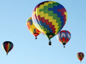 Ballonfahren in Hildburghausen, Thüringen - Erlebnis Geschenke