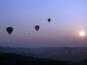 Ballonfahren in Pulheim, NRW - Erlebnis Geschenke