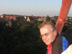 Ballonfahren in Tirschenreuth, Raum Nürnberg in Bayern - Erlebnis Geschenke