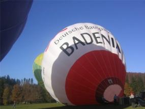 Ballonfahren Kirchheim unter Teck - Erlebnis Geschenke