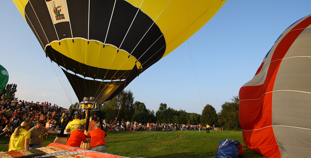 Ballonfahren in Großenkneten