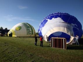 Ballonfahren Münsingen - Erlebnis Geschenke