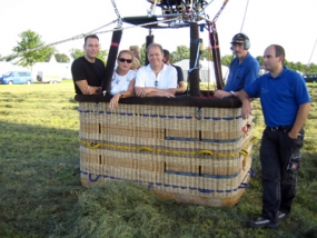 Ballonfahren Reutlingen - Erlebnis Geschenke