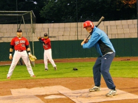 Baseball Workshop in Dortmund, NRW