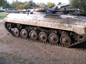 BMP 1 Schützenpanzer fahren in Benneckenstein im Harz - Erlebnis Geschenke