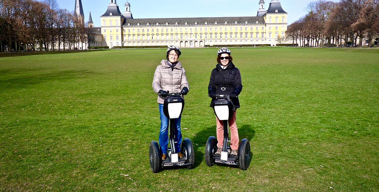 Segway Tour `NaTourPur` in Bonn