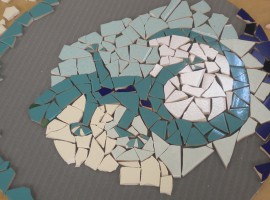 Keramik-Mosaik Workshop in Bornheim-Merten