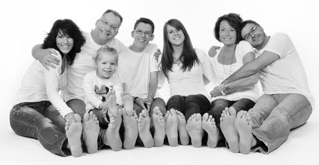 Familien Fotoshooting in Bremen