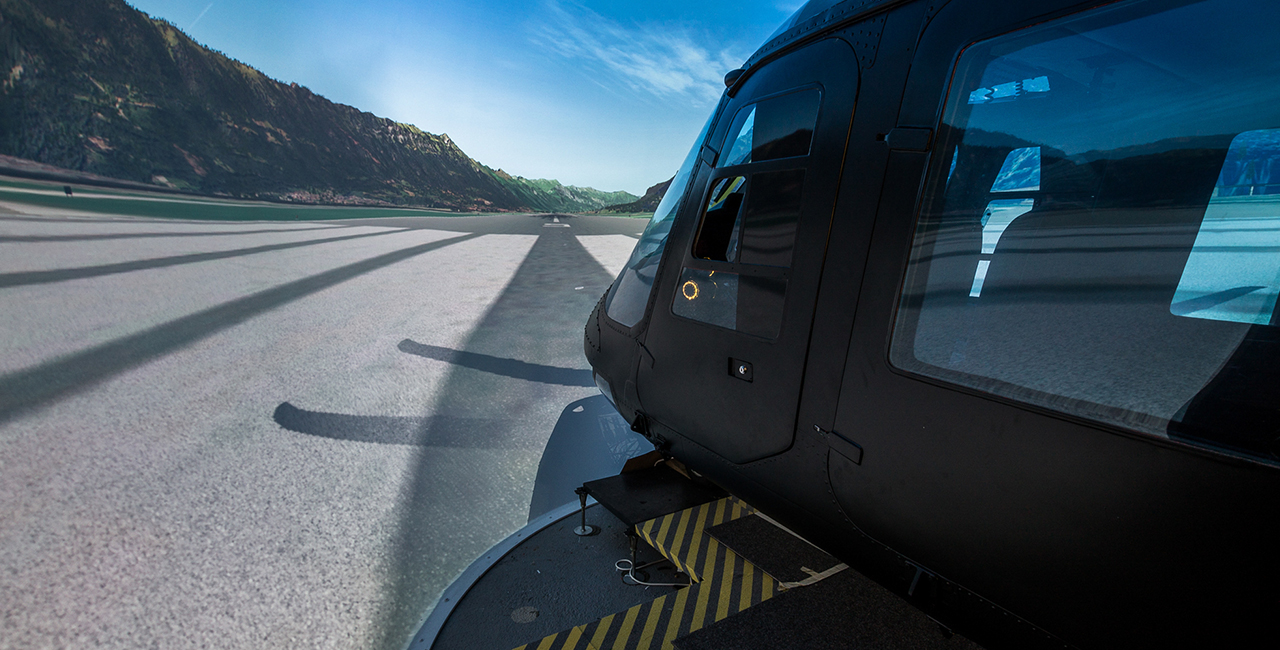 90 Min. Flugsimulator Heli Agusta A109 in Bruchsal, Raum Karlsruhe